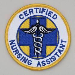 Certified Nursing Assistant Badge